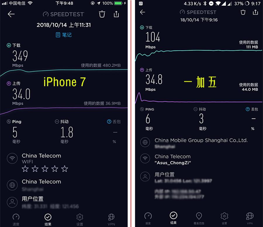 使用 Speedtest 准确测试电脑和手机网速
